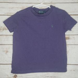 Polo Ralph Lauren Purple Shirt Size 2T